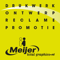 Logo Meijer Total Graphics