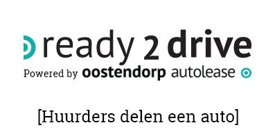 Ready2Drive in samenwerking met Oostendorp Autolease & d'n Office